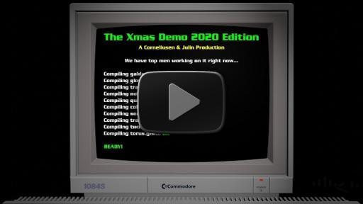 The Xmas demo 2020